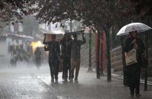 Meteoroloji'den İstanbul'a uyarı: 4 gün sürecek