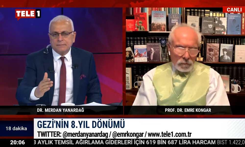 Merdan Yanardağ: Gezi Direnişi, AKP iktidarının…