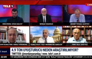 Yılmaz Polat: Türkiye'nin en başından beri operasyondan haberi var