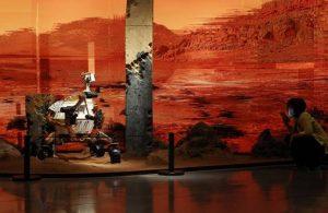 Zhurong'un Mars'a iniş yaptığı açıklandı