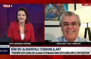 Kim bu Almanyalı Osmanlılar: Metin Külünk'ü Almanya dinliyor