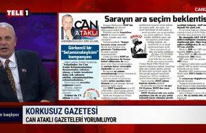 Can Ataklı: Sedat Peker'in söyledikleri karşısında darmaduman oldunuz