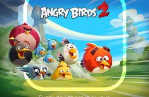 Angry Birds 2 AppGallery'de
