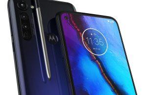 Motorola Moto G Stylus 5G sızdırıldı