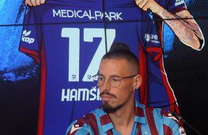 Marek Hamsik, Trabzonspor ile 2 yıllık sözleşme imzaladı