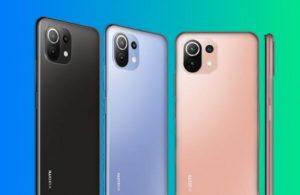 Xiaomi Mi 11 Lite 4G sızdırıldı