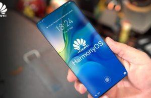 HarmonyOS için ilk adım Çin olacak