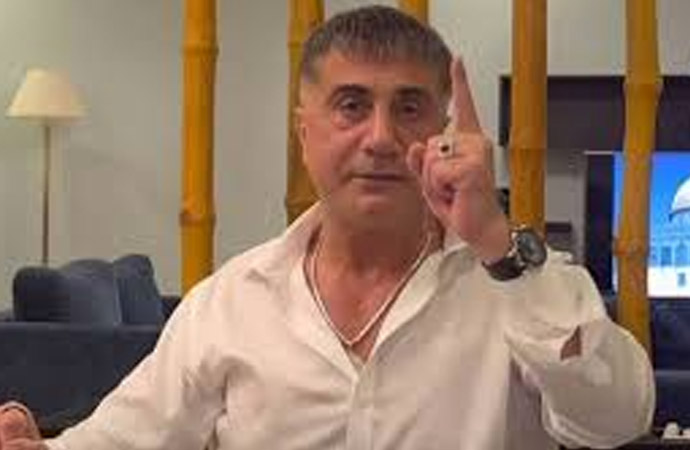 Sedat Peker, Demirören'i hedef aldı: Tüm mallarını kaybedeceksin!
