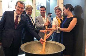 Bodrum, Türkiye'nin en büyük kültür miras fuarında tanıtıldı!