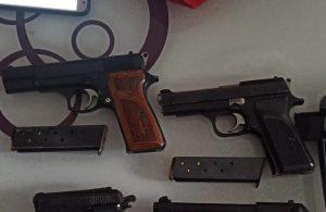 Ankara'da yasa dışı silah ticareti yapanlara yönelik operasyon: 3 gözaltı