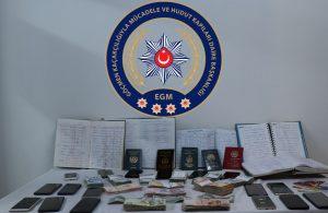 'Göçmen kaçakçılığı' operasyonu: 18 gözaltı