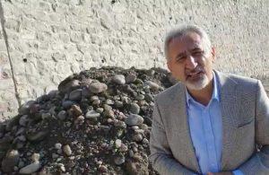 CHP'li Adıgüzel'den AKP'li belediyenin taş 'yolsuzluğuna' suçüstü!