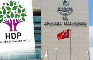 AYM, HDP iddianamesini kabul etti