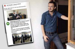 Başhekime ait olduğu iddia edilen hesapta skandal paylaşımlar!