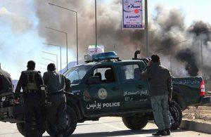 Afganistan'da bombalı saldırı! 5 sivil hayatını kaybetti
