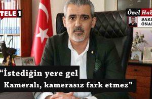 Ranta izin vermeyen Nevşehir'in CHP'li Hacıbektaş Belediye Başkanı'na saldırı!