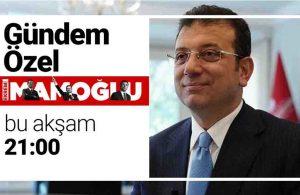 Ekrem İmamoğlu, 23 Haziran seçimlerinin ikinci yılında TELE1'de!