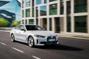 BMW elektrikli araç