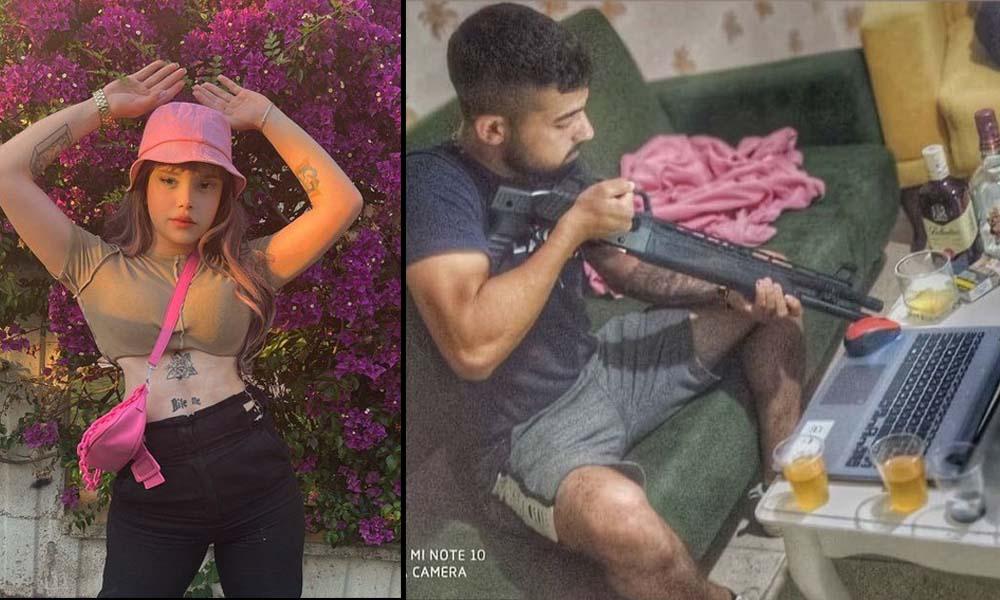 Sosyal medya fenomeni Başak Ermiş, oyuncu Can Topçu tarafından darp edildi!  - Tele1
