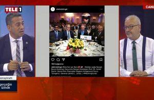 'Tanımıyorum' demişti… Sivil Savunma Sanayii Başkanı Demir 2017'de SBK ile aynı masada!