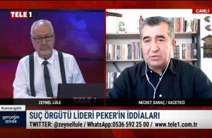 Necdet Saraç'tan çok konuşulacak açıklama: Peker 9. videoda…