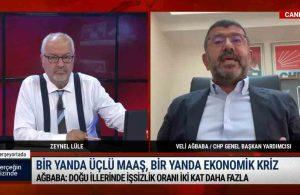 Veli Ağbaba, Sedat Peker'den girdi Mehmet Aydın'dan çıktı!
