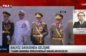 Avukat Ersöz'den Balyoz davası tepkisi