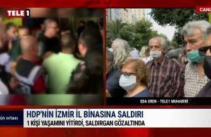 TELE1 ekibi İzmir'deki son gelişmeleri aktardı