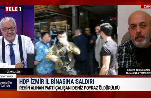 T24 Ankara temsilcisi Tahincioğlu: Yeni saldırılara davetiye çıkaran bu akıllar…