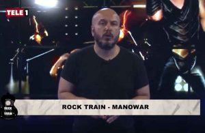 Rock Train'in bu haftaki durağı, 'Metalin kralları' Manowar