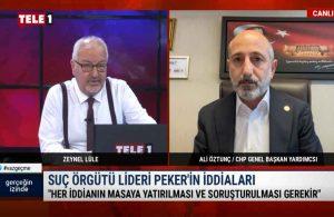 CHP'li Öztunç, Berat Albayrak'ın sözlerini tekrarladı | GERÇEĞİN İZİNDE