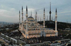 Erdoğan'ın büyük bina sevdası… İşte Çamlıca Camii'ne harcanan para!