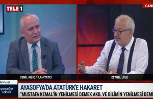 İlahiyatçı Cemil Kılıç: Mustafa Kemal'in yenilmesi demek…