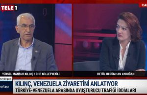 Mansur Kılınç, Abdülkadir Selvi'ye TELE1'de yanıt verdi