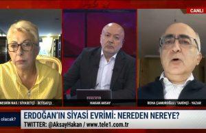 Erdoğan'ın siyasi evrimi