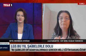CHP Genel Başkan Yardımcısı Karabıyık: Bu şaibeleri ortadan kaldırması gereken…