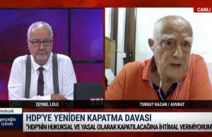 Turgut Kazan: Kürt seçmenin sandığa gitmesi…