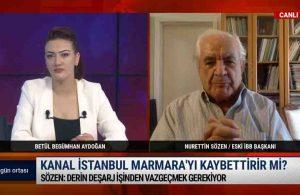 Nurettin Sözen: Erdoğan biyolojik artıma projelerini durdurdu