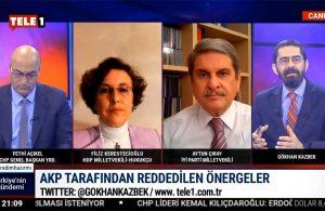 Filiz Kerestecioğlu, parti kapatma davalarının tarihi arka planını hatırlattı