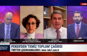 """""""Artık yolsuzlukları AKP seçmeni de fark ediyor"""""""