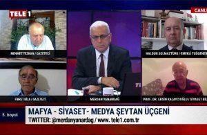 Kalaycıoğlu'ndan mafyalaşan sistem özeti: Rejim değişse bile…