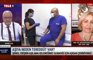 Prof. Dr. Davutoğlu'nda yurttaşlara çağrı: Aşı karşıtları TV'lere çıkıp…