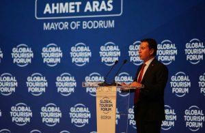 Dünyanın turizm liderleri Bodrum'da buluştu