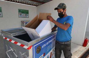 Buca'nın Atık Getirme Merkezi hizmete açıldı