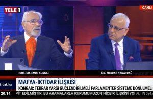 Emre Kongar: AKP iktidarda kalabilmek için bu iki aracı kullanıyor