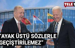 Haldun Solmaztürk açıkladı: Erdoğan – Biden görüşmesinin en önemli konusu buydu