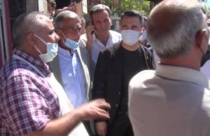 Esnaf, Seçer'e dert yandı: 60 yaşındayım, böyle zam görmedim