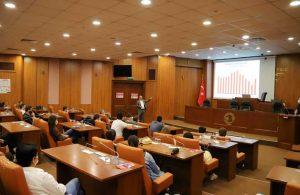 Kartal Belediyesi Komşu İletişim Merkezi'nden önce eğitim, sonra ziyaret