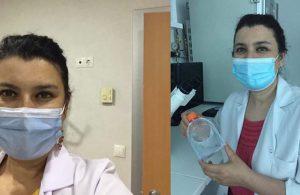 Kadın doktora taciz iddiası