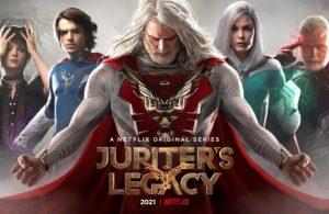 Netflix, Jupiter's Legacy için oldukça karamsardı